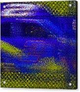 Finish Line Acrylic Print
