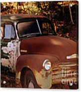 Chevy Shadows Acrylic Print