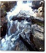Finlay Park Waterfall Acrylic Print