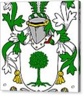Finnerty Coat Of Arms Irish Acrylic Print