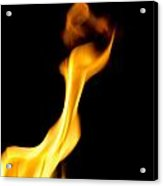 Fire 002 Acrylic Print
