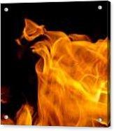 Fire 006 Acrylic Print