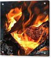 Fire 1 Acrylic Print