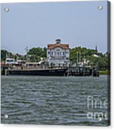 Fort Sumter Pilot  Acrylic Print