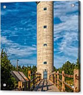 Fire Control Tower No. 23 Acrylic Print