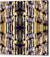 Fire Escapes - New York City Acrylic Print