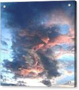 Fire In The Sky - 1 Acrylic Print