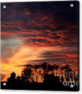 Glorious Sky Acrylic Print