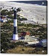 Fire Island Lighthouse 2  4389 Acrylic Print