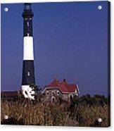 Fire Island Ny Lighthouse Acrylic Print