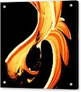 Fire Water 260 By Sharon Cummings Acrylic Print