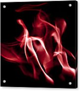 Firedragon Acrylic Print