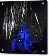 Fireworks-0703 Acrylic Print