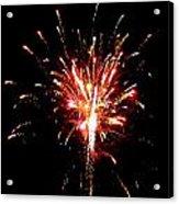 Fireworks 10 Acrylic Print