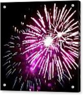 Fireworks 11 Acrylic Print