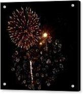 Fireworks 12 Acrylic Print