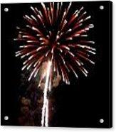 Fireworks 14 Acrylic Print