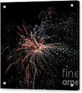 Fireworks 15 Acrylic Print
