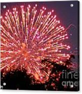 Fireworks 2014  1 Acrylic Print