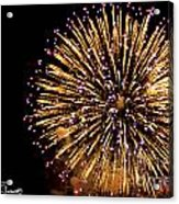Fireworks 2014  10 Acrylic Print