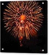 Fireworks 2014  13 Acrylic Print
