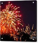 Fireworks 2014  4 Acrylic Print
