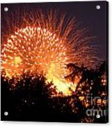 Fireworks 2014  5 Acrylic Print