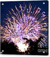 Fireworks 2014  6 Acrylic Print