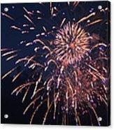 Fireworks 2014 Ix Acrylic Print