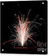 Fireworks 24 Acrylic Print