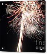 Fireworks 45 Acrylic Print