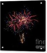 Fireworks 52 Acrylic Print