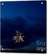 Fireworks 6 Acrylic Print