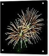 Fireworks 8 Acrylic Print