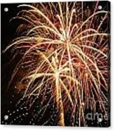 The 4th Of July Acrylic Print