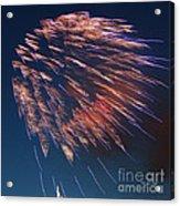 Fireworks Series I Acrylic Print