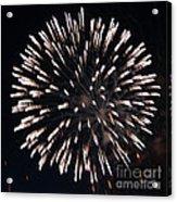 Fireworks Series X Acrylic Print