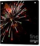 Fireworks2 Acrylic Print