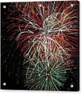 Fireworks6506 Acrylic Print