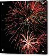 Fireworks6525 Acrylic Print