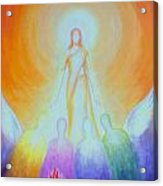 First Creation 4 Emanations Acrylic Print