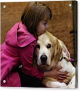 First Day Of Crufts 2015 Acrylic Print