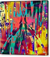 First Impressions Acrylic Print