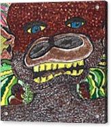 First Jungle Acrylic Print