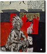 First Nations 14 Acrylic Print