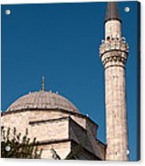 Firuz Aga Mosque Acrylic Print