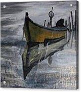 Fishboat Acrylic Print