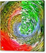 Fishbowl Acrylic Print
