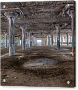 Fisher Body Plant 21 -6 Acrylic Print