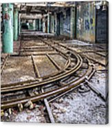 Fisher Body Plant 21 -8 Acrylic Print